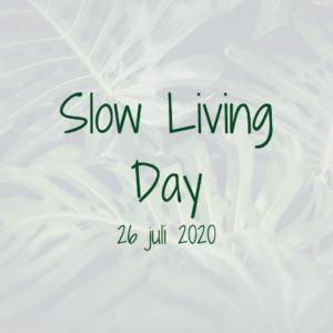 slowlivingday retraite juli retreat nijmegen gelderland