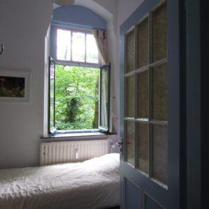 Slow Living mindfulness retraite éénpersoonskamer