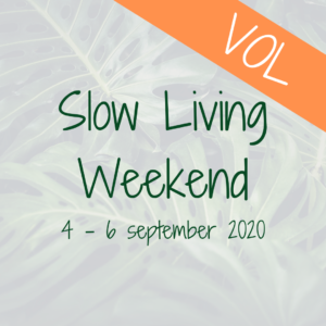 slow living weekend mindfulness nijmegen